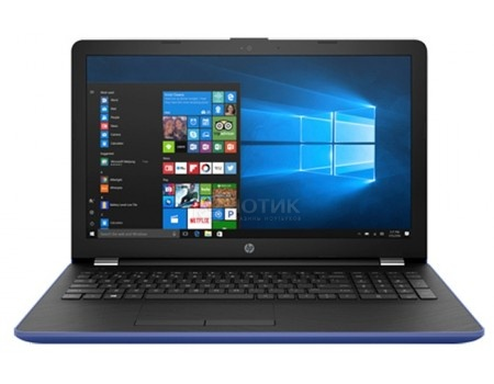 Ноутбук HP 15-bw533ur (15.6 LED/ A6-Series A6-9220 2500MHz/ 4096Mb/ HDD 500Gb/ AMD Radeon R4 series 64Mb) MS Windows 10 Home (64-bit) [2FQ70EA]