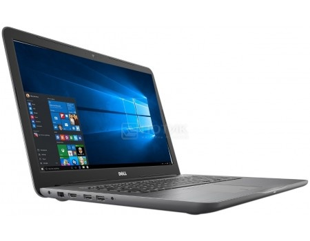 Ноутбук Dell Inspiron 5767 (17.3 LED/ Pentium Dual Core 4415U 2300MHz/ 4096Mb/ HDD 500Gb/ Intel HD Graphics 610 64Mb) MS Windows 10 Home (64-bit) [5767-1905]