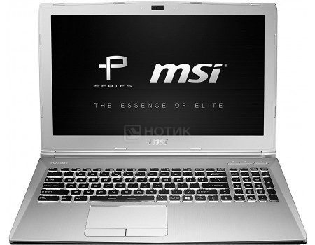 Фотография товара ноутбук MSI PL60 7RD-026XRU (15.60 TN (LED)/ Core i5 7200U 2500MHz/ 16384Mb/ HDD+SSD 1000Gb/ NVIDIA GeForce® GTX 1050 2048Mb) Free DOS [9S7-16JA11-026] (53175)