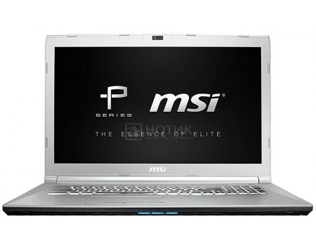 Ноутбук MSI PE72 7RD-838RU (17.3 TN (LED)/ Core i7 7700HQ 2800MHz/ 16384Mb/ HDD 1000Gb/ NVIDIA GeForce® GTX 1050 2048Mb) MS Windows 10 Professional (64-bit) [9S7-1799C9-838]