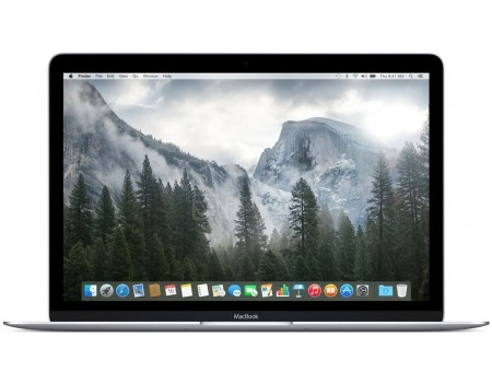 Ноутбук Apple MacBook 2017 MNYH2RU/A (12.0 IPS (LED)/ Core M3 7Y32 1100MHz/ 8192Mb/ SSD / Intel HD Graphics 615 64Mb) Mac OS X 10.12 (Sierra) [MNYH2RU/A]