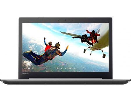 Ноутбук Lenovo IdeaPad 320-17 (17.3 TN (LED)/ A4-Series A4-9120 2200MHz/ 4096Mb/ HDD 1000Gb/ AMD Radeon R3 series 64Mb) MS Windows 10 Home (64-bit) [80XW0001RK]