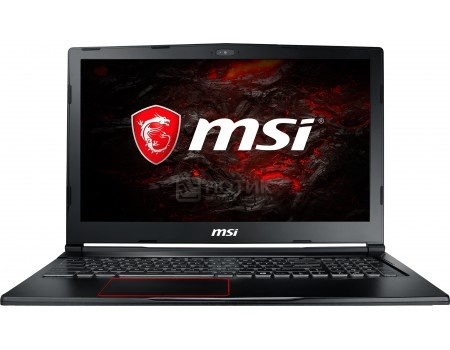 Ноутбук MSI GE63VR 7RF-058RU Raider (15.6 TN (LED)/ Core i7 7700HQ 2800MHz/ 16384Mb/ HDD+SSD 1000Gb/ NVIDIA GeForce® GTX 1070 8192Mb) MS Windows 10 Home (64-bit) [9S7-16P112-058]