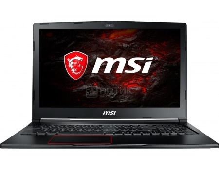 Ноутбук MSI GE63VR 7RF-058RU Raider (15.6 LED/ Core i7 7700HQ 2800MHz/ 16384Mb/ HDD+SSD 1000Gb/ NVIDIA GeForce® GTX 1070 8192Mb) MS Windows 10 Home (64-bit) [9S7-16P112-058]