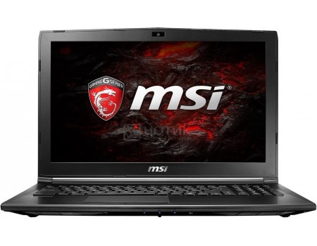 Ноутбук MSI GL62M 7RD-1673RU (15.6 LED (IPS - level)/ Core i7 7700HQ 2800MHz/ 8192Mb/ HDD 1000Gb/ NVIDIA GeForce® GTX 1050 2048Mb) MS Windows 10 Home (64-bit) [9S7-16J962-1673]