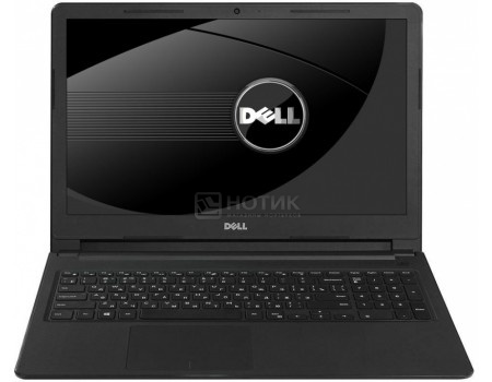 Ноутбук Dell Vostro 3568 (15.6 LED/ Core i3 6006U 2000MHz/ 4096Mb/ HDD 1000Gb/ AMD Radeon R5 M420X 2048Mb) Linux OS [3568-7544]