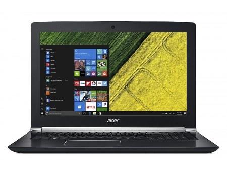 Ноутбук Acer Aspire Nitro V15 VN7-593G_-78AM (15.6 IPS (LED)/ Core i7 7700HQ 2800MHz/ 16384Mb/ HDD+SSD 1000Gb/ NVIDIA GeForce® GTX 1050Ti 4096Mb) Linux OS [NH.Q24ER.006]