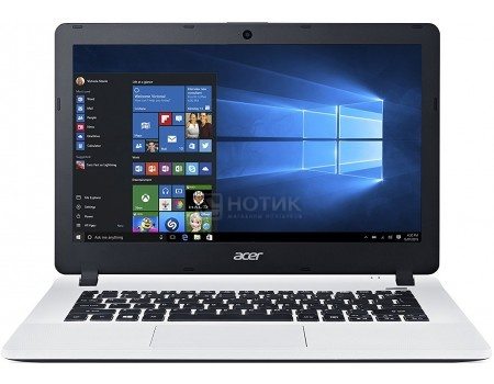 Ноутбук Acer Aspire ES1-331-C5DP (13.3 LED/ Celeron Dual Core N3060 1600MHz/ 2048Mb/ SSD / Intel HD Graphics 400 64Mb) MS Windows 10 Home (64-bit) [NX.G18ER.003]