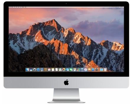 Моноблок Apple iMac 2017 MNEA2RU/A (27.0 IPS (LED)/ Core i5 7600 3500MHz/ 8192Mb/ Fusion Drive 1000Gb/ AMD Radeon Pro 575 4096Mb) Mac OS X 10.12 (Sierra) [MNEA2RU/A] от Нотик