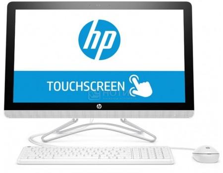 Моноблок HP 24-e058ur (23.8 IPS (LED)/ Core i5 7200U 2500MHz/ 8192Mb/ SSD / NVIDIA GeForce GT 920MX 2048Mb) MS Windows 10 Home (64-bit) [2BW51EA]
