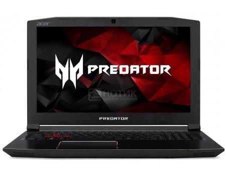 Ноутбук Acer Predator Helios 300 G3-572-56FD (15.6 IPS (LED)/ Core i5 7300HQ 2500MHz/ 16384Mb/ HDD+SSD 1000Gb/ NVIDIA GeForce® GTX 1060 6144Mb) Linux OS [NH.Q2BER.005]