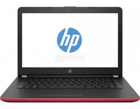 Ноутбук HP 14-bs015ur (14.0 LED/ Pentium Quad Core N3710 1600MHz/ 4096Mb/ HDD 500Gb/ Intel HD Graphics 405 64Mb) MS Windows 10 Home (64-bit) [1ZJ60EA]
