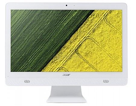 Моноблок Acer Aspire C20-720 (19.5 LED/ Pentium Quad Core J3710 1600MHz/ 4096Mb/ HDD 500Gb/ Intel HD Graphics 405 64Mb) MS Windows 10 Home (64-bit) [DQ.B6ZER.008]
