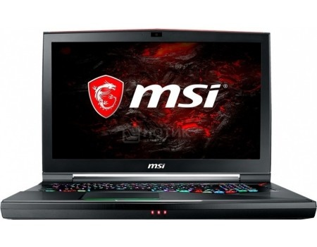 Ноутбук MSI GT75VR 7RF-056RU Titan Pro (17.3 TN (LED)/ Core i7 7820HK 2900MHz/ 16384Mb/ HDD+SSD 1000Gb/ NVIDIA GeForce® GTX 1080 8192Mb) MS Windows 10 Home (64-bit) [9S7-17A211-056]