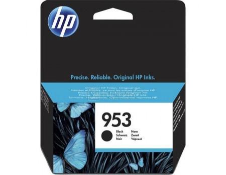 Фотография товара картридж HP 953 Black Ink для HP OJP 8710, 8715, 8720, 8730, 8210, 8725, Черный L0S58AE 1000стр (53492)