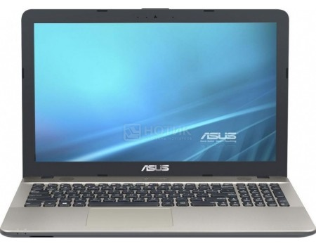 Ноутбук ASUS X541NA-GQ378 (15.6 TN (LED)/ Celeron Dual Core N3350 1100MHz/ 4096Mb/ HDD 500Gb/ Intel HD Graphics 500 64Mb) Endless OS [90NB0E81-M06770]