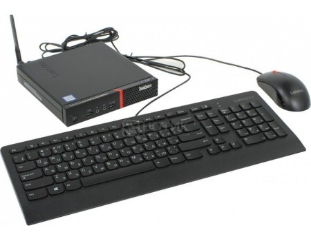 Системный блок Lenovo ThinkCentre M700 Tiny (0.0 / Core i5 6400T 2200MHz/ 4096Mb/ SSD / Intel HD Graphics 530 64Mb) Без ОС [10HY0048RU]