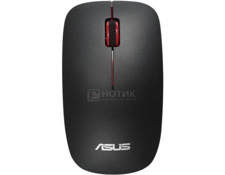 Мышь беспроводная ASUS WT300, 1600dpi, Черный 90XB0450-BMU000