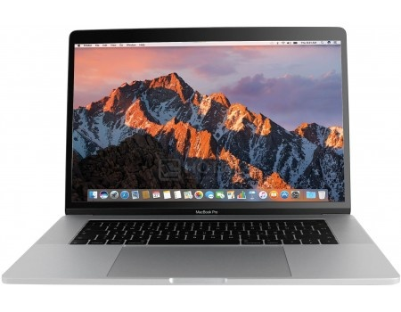 Ноутбук Apple MacBook Pro 2017 MPTU2RU/A (15.4 IPS (LED)/ Core i7 7700HQ 2800MHz/ 16384Mb/ SSD / AMD Radeon Pro 555 2048Mb) Mac OS X 10.12 (Sierra) [MPTU2RU/A], арт: 53626 - Apple