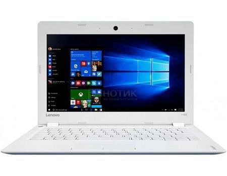 Ноутбук Lenovo IdeaPad 110s-11 (11.6 LED/ Pentium Quad Core N3710 1600MHz/ 4096Mb/ SSD / Intel HD Graphics 405 64Mb) MS Windows 10 Home (64-bit) [80WG000TRK]