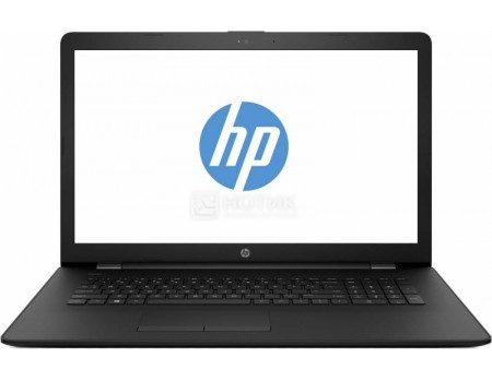 Ноутбук HP 17-ak009ur (17.3 TN (LED)/ A6-Series A6-9220 2500MHz/ 4096Mb/ HDD 500Gb/ AMD Radeon R4 series 64Mb) MS Windows 10 Home (64-bit) [1ZJ12EA]