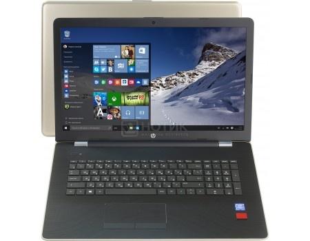 Ноутбук HP 17-bs021ur (17.3 LED/ Pentium Quad Core N3710 1600MHz/ 4096Mb/ HDD 1000Gb/ AMD Radeon 520 2048Mb) MS Windows 10 Home (64-bit) [2CP74EA]