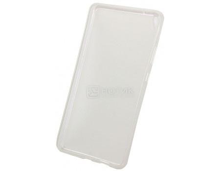 Чехол-накладка IT Baggage для планшета Lenovo TAB 3 Plus TB-7703X, Силикон, Прозразный, ITLNPH77-0