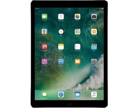 """Фотография товара планшет Apple iPad Pro 12.9 2017 256Gb Wi-Fi + Cellular Space Gray (iOS 10/A10X 2360MHz/12.9"""" 2732x2048/4096Mb/256Gb/4G LTE ) [MPA42RU/A] (53724)"""