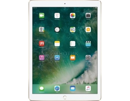 Планшет Apple iPad Pro 12.9 2017 64Gb Wi-Fi + Cellular Gold (iOS 10/A10X 2360MHz/12.9