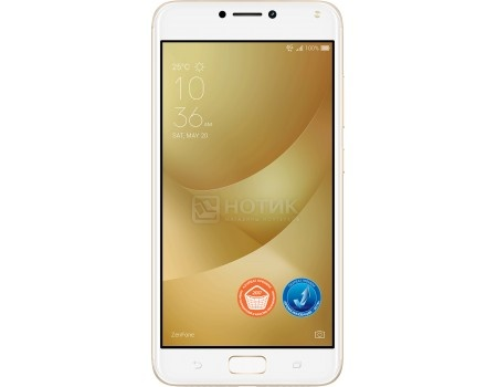 Смартфон ASUS Zenfone 4 Max ZC554KL 16Gb Ram 2Gb (Android 7.0 (Nougat)/MSM8917 1400MHz/5.5