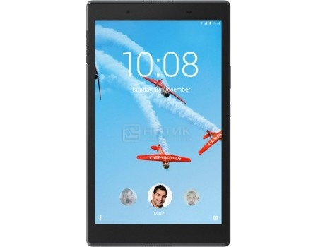 """Планшет Lenovo TAB 4 8 TB-8504F 16Gb Black (Android 7.0 (Nougat)/MSM8917 1400MHz/8.0"""" 1280x800/2048Mb/16Gb/ ) [ZA2B0050RU]"""