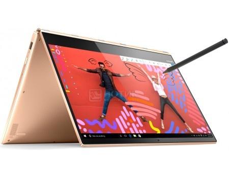Ультрабук Lenovo Yoga 920-13 (13.9 IPS (LED)/ Core i7 8550U 1800MHz/ 16384Mb/ SSD / Intel UHD Graphics 620 64Mb) MS Windows 10 Home (64-bit) [80Y7001QRK]