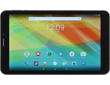 """Фотография товара планшет Prestigio MultiPad Wize 3418 4G (Android 6.0 (Marshmallow)/MT8735 1300MHz/8.0"""" 1280x800/1024Mb/8Gb/4G LTE ) [PMT34184GECCIS] (53879)"""