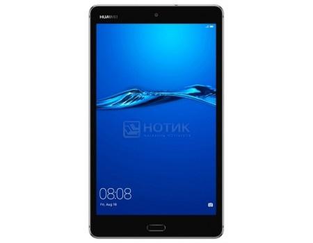 """Купить планшет Huawei MediaPad M3 Lite 8 32Gb Gray (Android 7.0 (Nougat)/MSM8940 1400MHz/8.0"""" 1920x1200/3072Mb/32Gb/4G LTE ) [53019449] (53891) в Москве, в Спб и в России"""