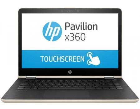 Ноутбук HP Pavilion x360 14-ba019ur (14.0 IPS (LED)/ Core i3 7100U 2400MHz/ 6144Mb/ HDD+SSD 500Gb/ NVIDIA GeForce GT 940MX 2048Mb) MS Windows 10 Home (64-bit) [1ZC88EA]