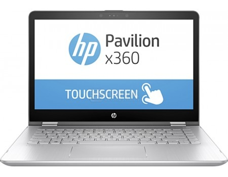 Фотография товара ноутбук HP Pavilion x360 14-ba022ur (14.0 IPS (LED)/ Core i7 7500U 2700MHz/ 8192Mb/ HDD+SSD 1000Gb/ NVIDIA GeForce GT 940MX 4096Mb) Free DOS [1ZC91EA] (53924)