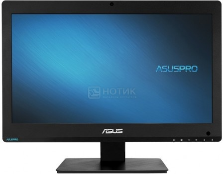 Моноблок ASUS ASUSPRO A4321UTH-BE014D (19.5 TN (LED)/ Celeron Dual Core G3900 2800MHz/ 4096Mb/ HDD 1000Gb/ Intel HD Graphics 510 64Mb) Free DOS [90PT01L1-M12290]