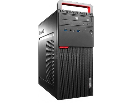 Системный блок Lenovo ThinkCentre M700 Tower (0.0 / Core i5 6400 2700MHz/ 4096Mb/ HDD 500Gb/ Intel HD Graphics 530 64Mb) MS Windows 10 Professional (64-bit) [10GR0042RU]
