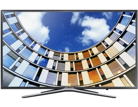 Телевизор Samsung 32 UE32M5500AU LED, Full HD, Smart TV, CMR 400, Темно-серый (Титан)