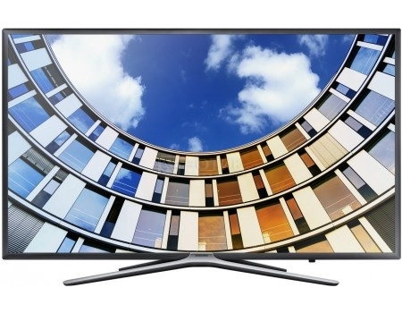 Телевизор Samsung 49 UE49M5500AU LED, Full HD, Smart TV, CMR 800, Темно-серый(Титан)