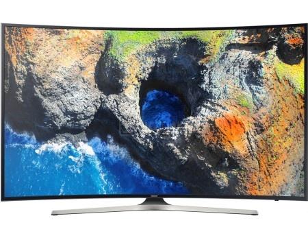 Телевизор Samsung 55 UE55MU6300U LED, UHD, Smart TV, CMR 1400, Изогнутый экран, Черный