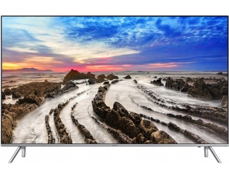 Телевизор Samsung 55 UE55MU7000U LED, UHD, Smart TV, CMR 2200, Серебристый