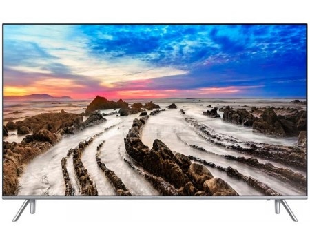 Телевизор Samsung 65 UE65MU7000U LED, UHD, Smart TV, CMR 2300, Серебристый