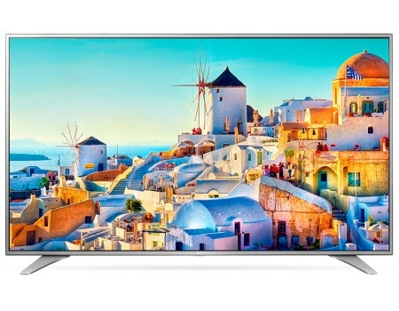 Телевизор LG 49 49UH656V IPS, UHD, Smart TV (webOS 3.0), PMI 1200, Серебристый lg 55uh750v smart uhd