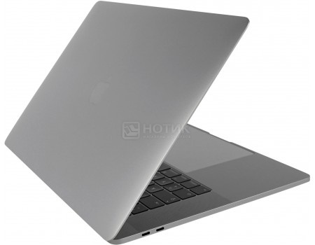 Ноутбук Apple MacBook Pro 2017 MPTT2RU/A (15.4 IPS (LED)/ Core i7 7820HQ 2900MHz/ 16384Mb/ SSD / AMD Radeon Pro 560 4096Mb) Mac OS X 10.12 (Sierra) [MPTT2RU/A], арт: 53977 - Apple