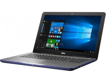 Ноутбук Dell Inspiron 5767 (17.3 LED/ Core i3 6006U 2000MHz/ 4096Mb/ HDD 1000Gb/ AMD Radeon R7 M440 2048Mb) MS Windows 10 Home (64-bit) [5767-2186]