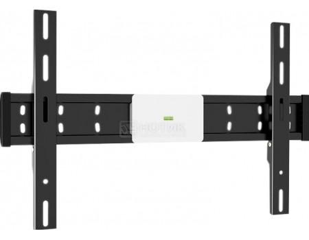 Кронштейн Holder LCD-F6608 42-65 макс.45кг,VESA: 200x200, 300x200, 400x200, 300x300, 400x400, 600x400 Настенный фиксированный. Черный