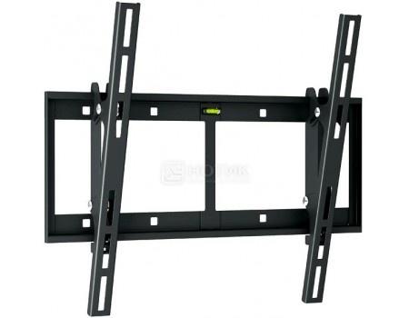 """Фотография товара кронштейн Holder LCD-T4609 32""""-65"""" макс.60кг,VESA: 200x200, 300x200, 400x200, 300x300, 400x400, Настенный наклон. Черный (54030)"""