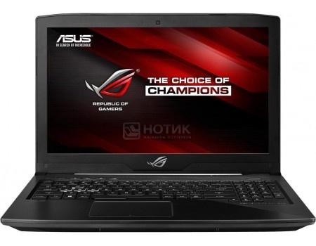 Ноутбук ASUS ROG GL503VD-FY063T (15.6 IPS (LED)/ Core i7 7700HQ 2800MHz/ 16384Mb/ HDD+SSD 1000Gb/ NVIDIA GeForce® GTX 1050 4096Mb) MS Windows 10 Home (64-bit) [90NB0GQ2-M01680]