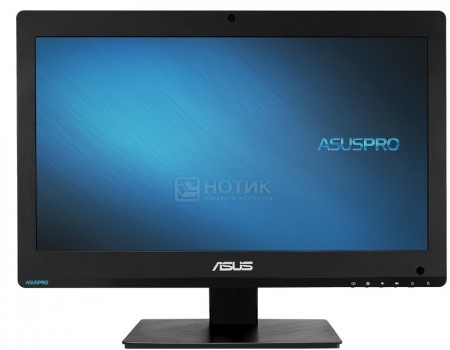 Моноблок ASUS ASUSPRO A6421UTH-BG015D (21.5 TN (LED)/ Celeron Dual Core G3900 2800MHz/ 4096Mb/ HDD 1000Gb/ Intel HD Graphics 510 64Mb) Free DOS [90PT01K1-M17500], арт: 54071 - ASUS